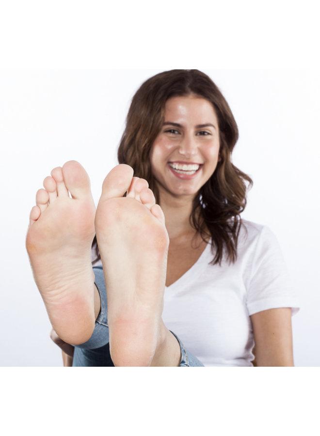 Pedi Delight 3 Step Foot Sampler Set