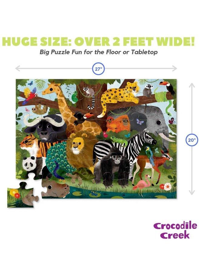 36 Piece Puzzle