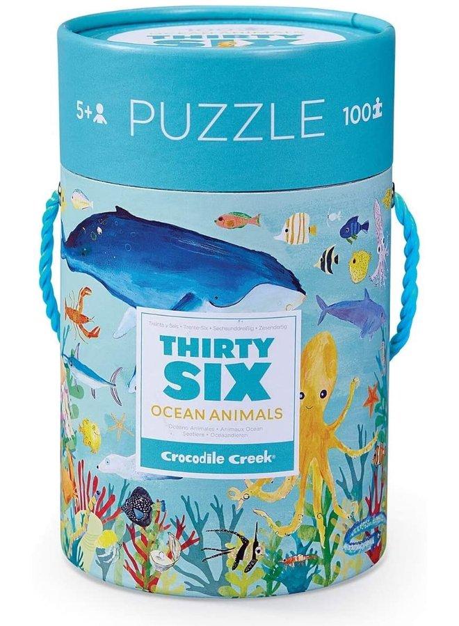 100 Piece Puzzle