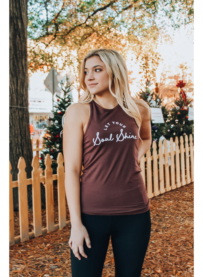 Shaina Let Your Soul Shine Tee