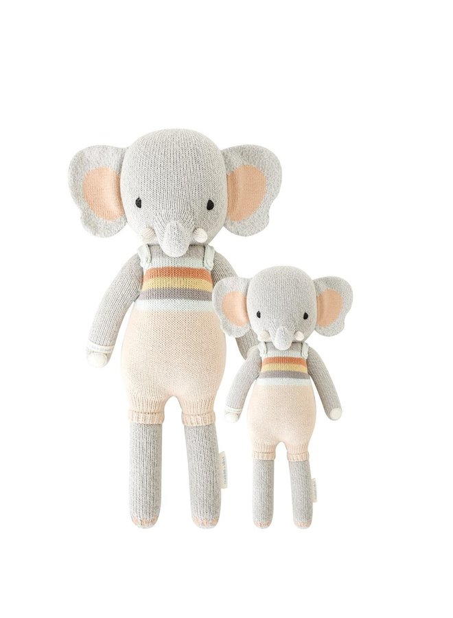 Evan the Elephant Little