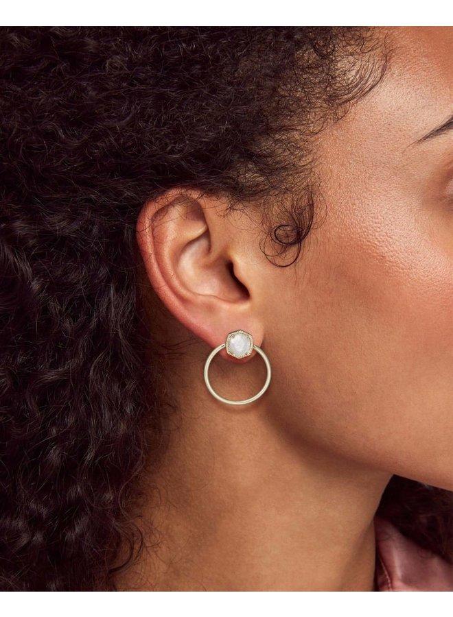 Davie Hoop Earring