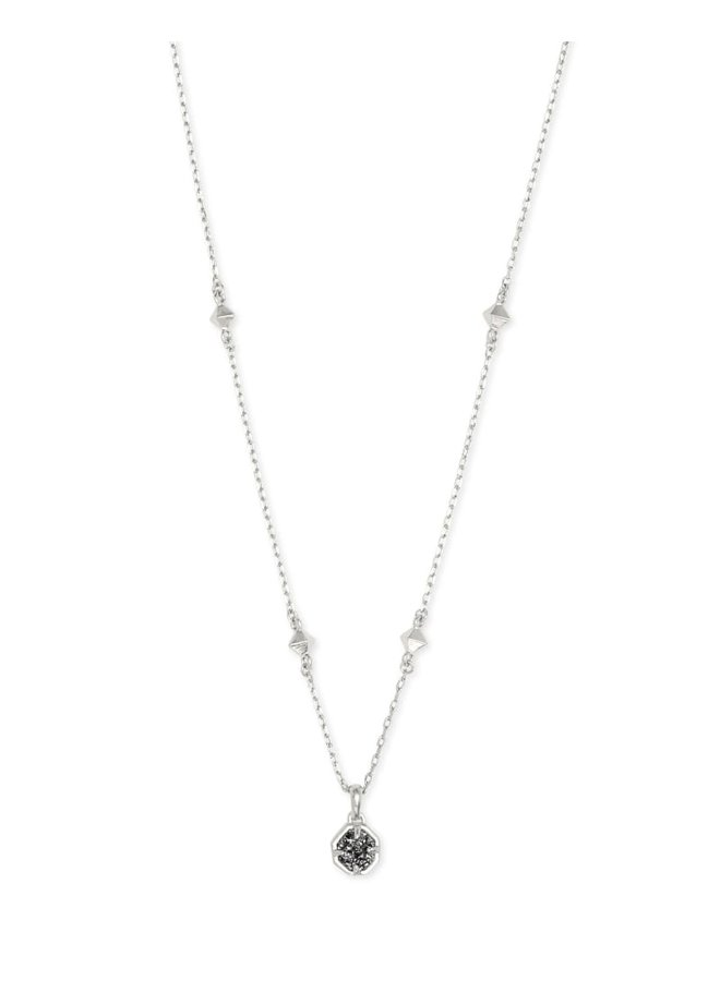 Nola Short Pendant Drusy Collection