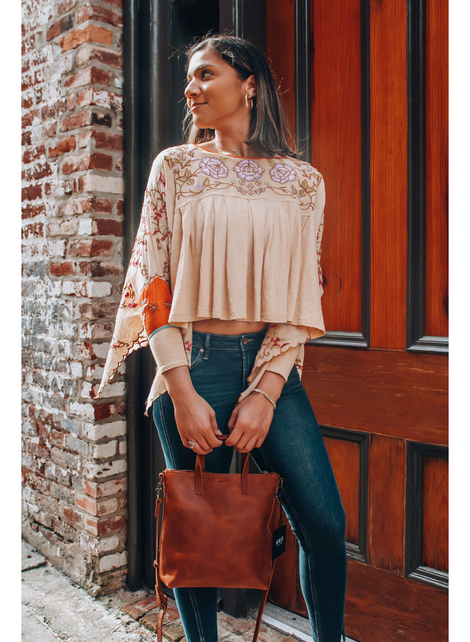 Waiting on a Sunny Day Blouse