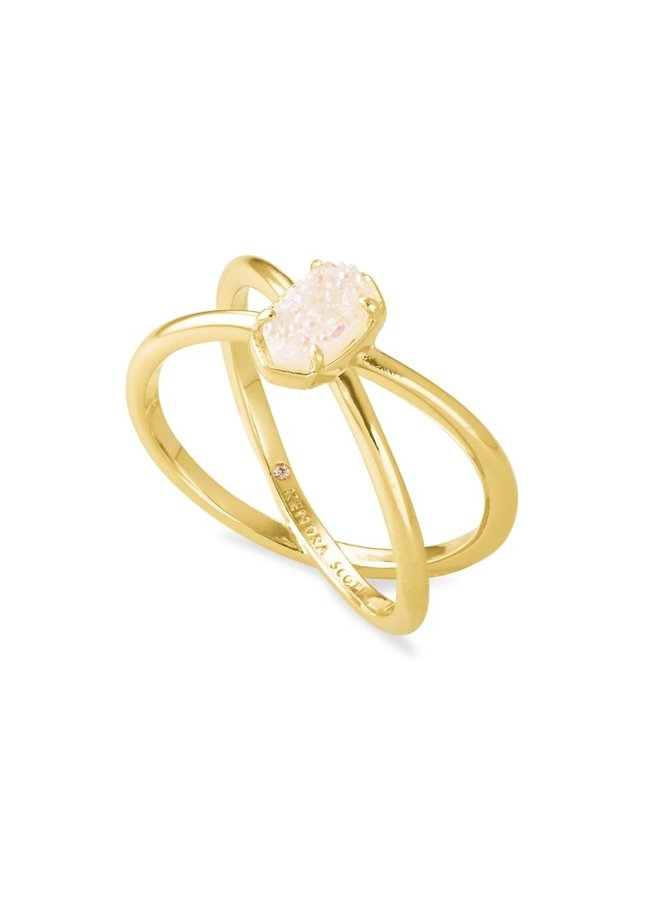Emilie Double Band Ring