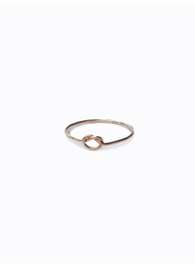Gold Forever Ring