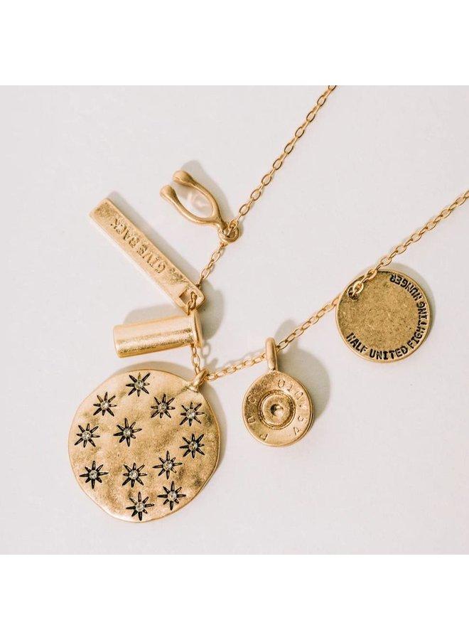The Purpose Pendant Necklace