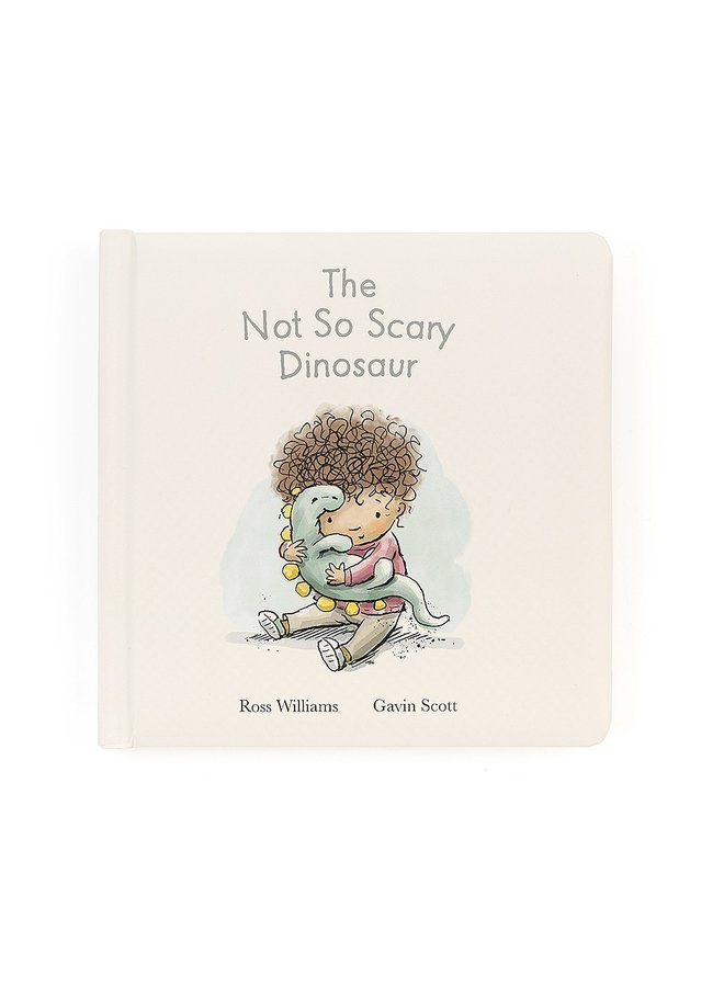 The Not So Scary Dinosaur Book