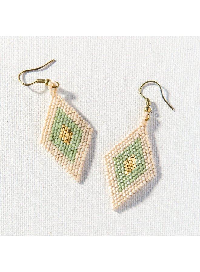 2.5in Diamond Luxe Earring