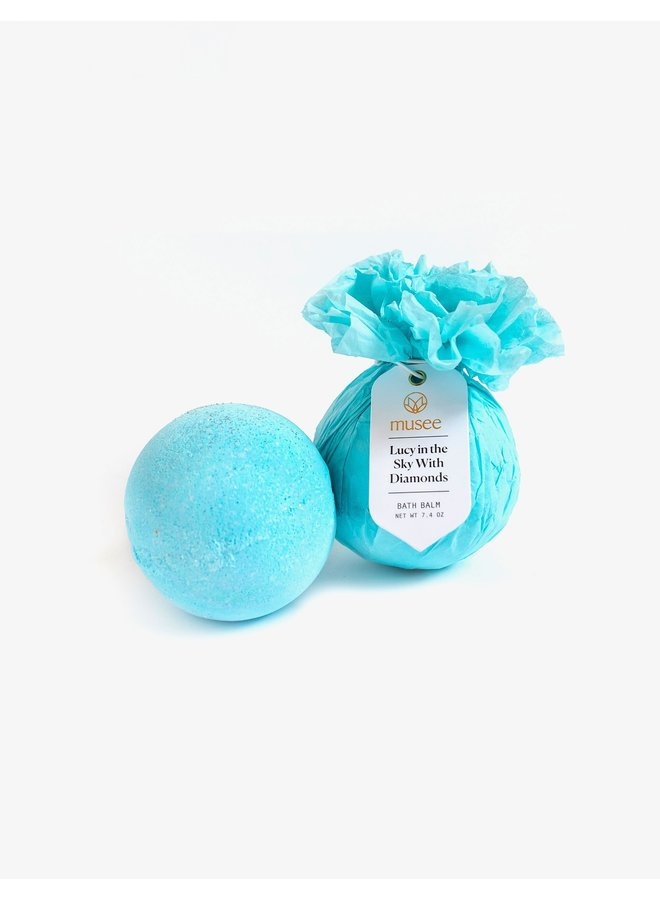 Lucy in the Sky Bath Bomb