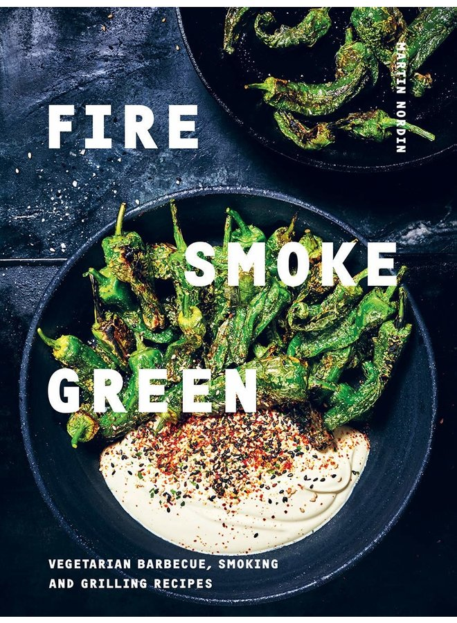 Fire Smoke Green Vegetarian BBQ