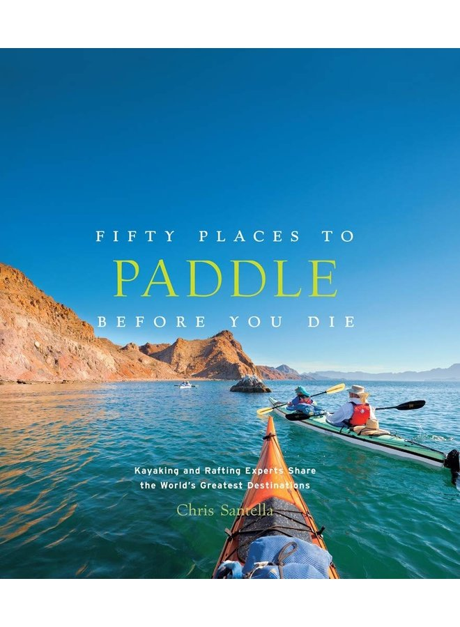 50 Places to Paddle