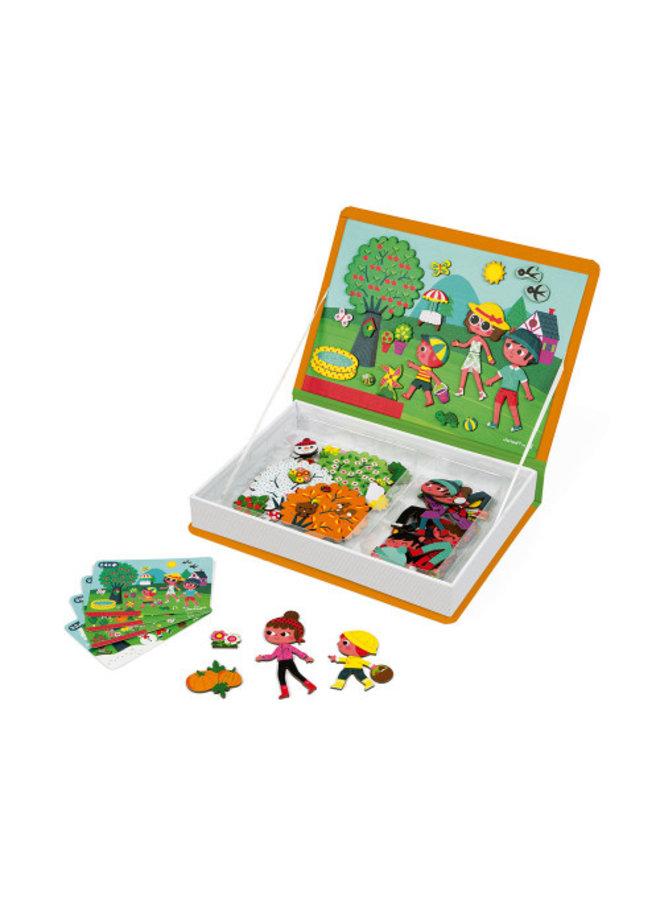 4 Seasons Magnetic Book