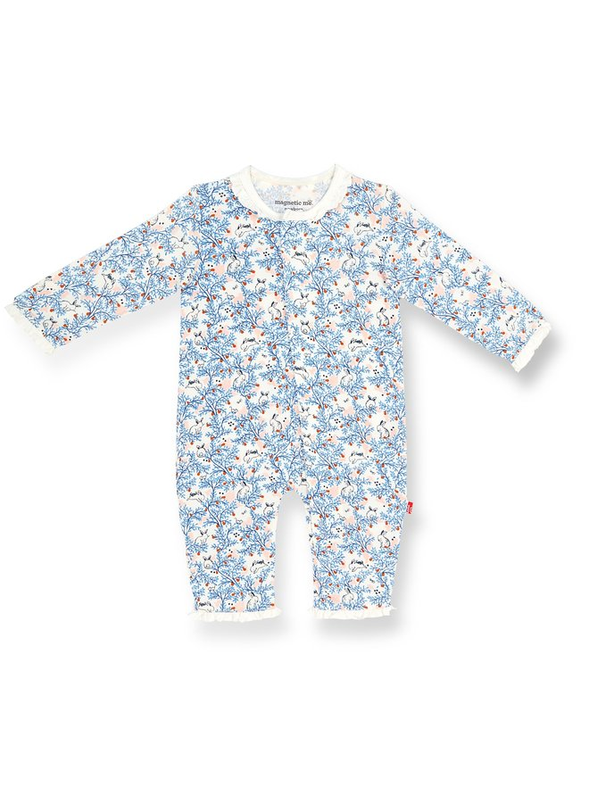 Somebunny Magnetic Coverall