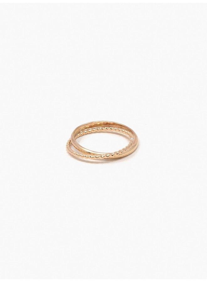 Virgil Ring Gold