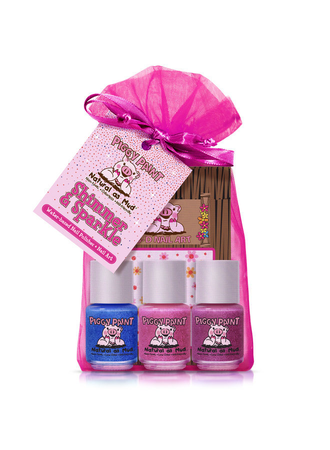 Shimmer And Sparkle Gift Set