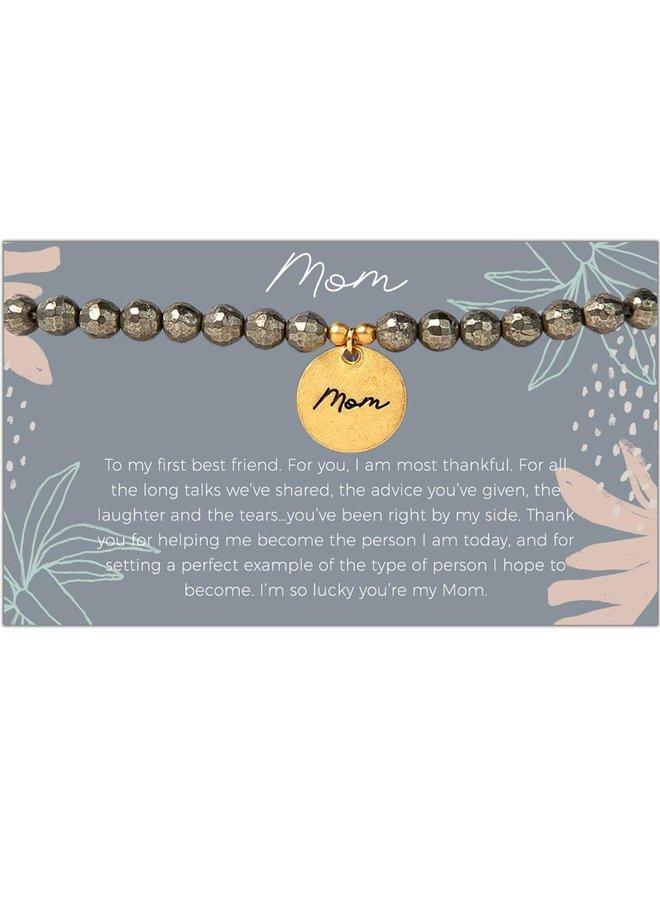 Token Stretch Bracelet