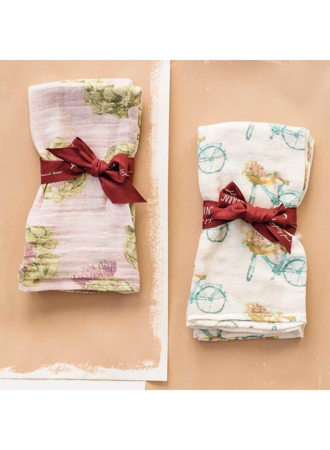 Bamboo Burp Cloth