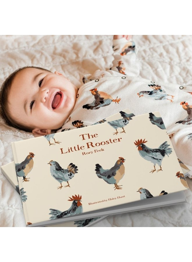 The Little Rooster Book