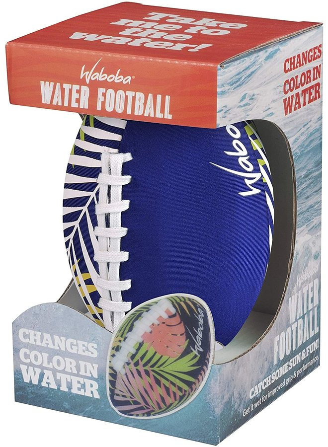 "Water Changing 6"" Football"