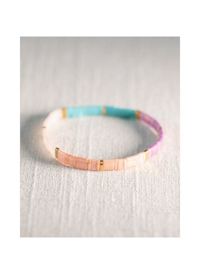 Coast and Cove Bright Bracelet
