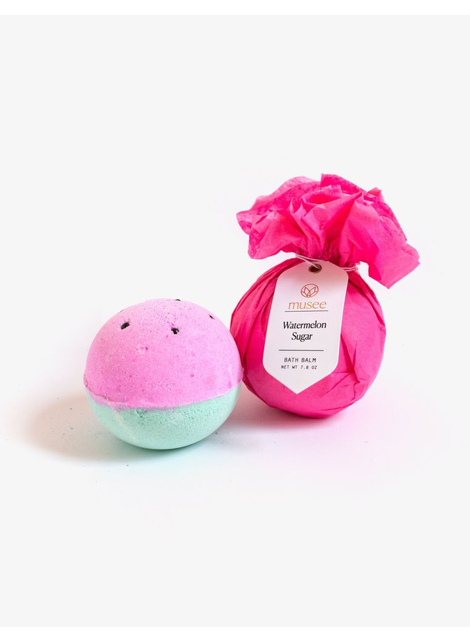 Watermelon Sugar Bath Bomb