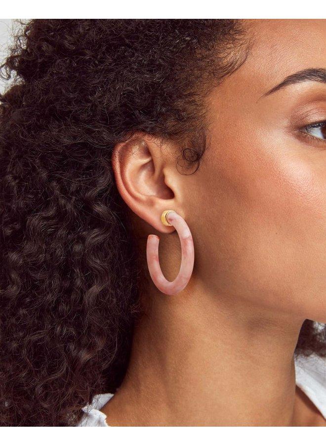 Savannah Hoop Earring
