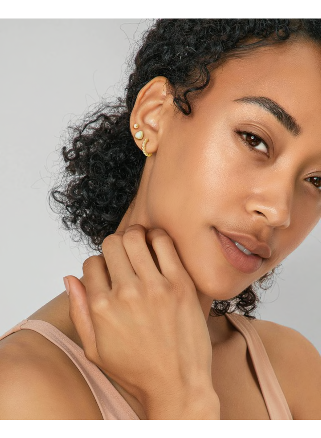 Ivy Hug Stud Earring Set