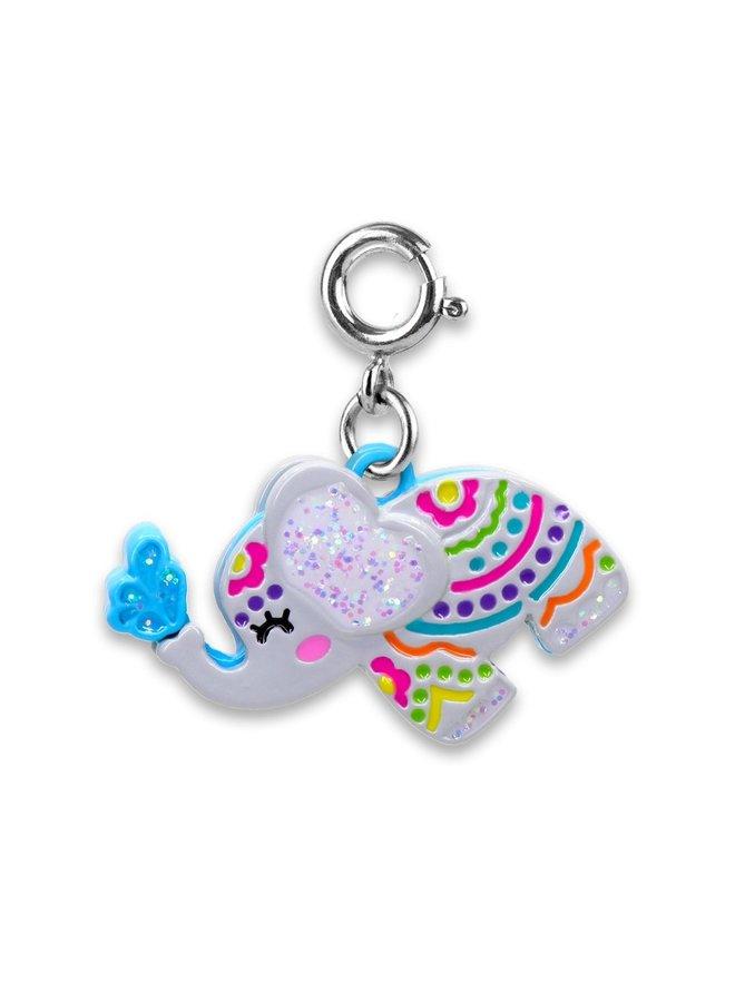 CHARM IT! Glitter Elephant Charm