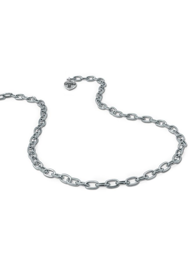 CHARM IT! Silver Chain Necklace