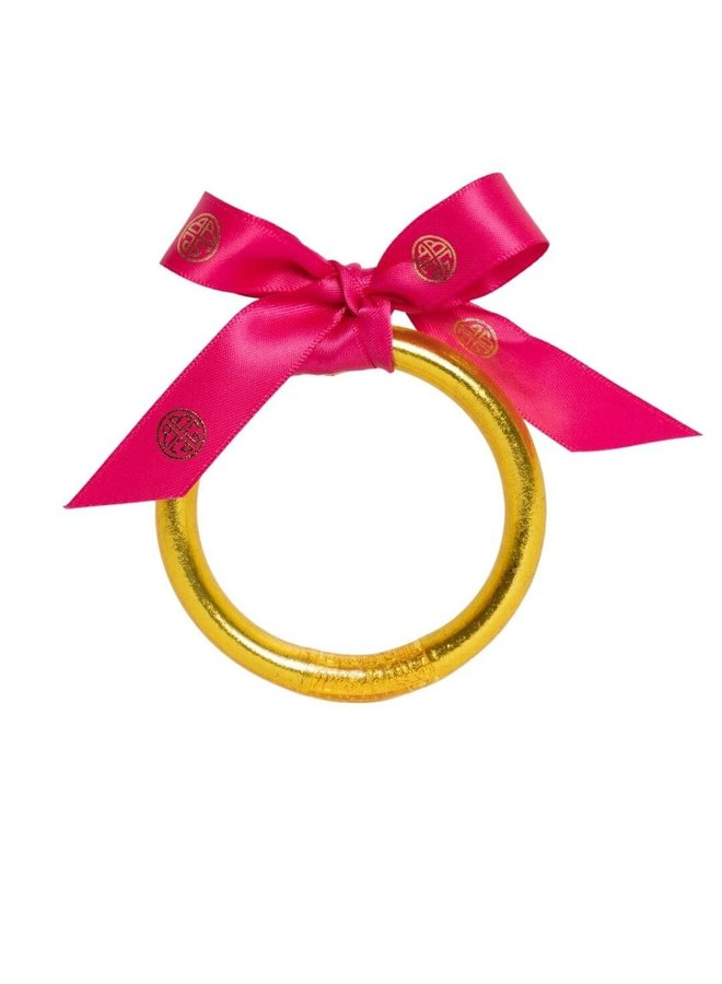 Tzubbie Gold All Weather Bangle