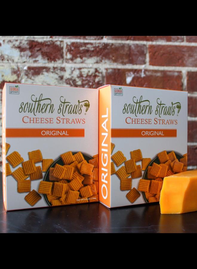 Original Cheese Straws 6ox Box