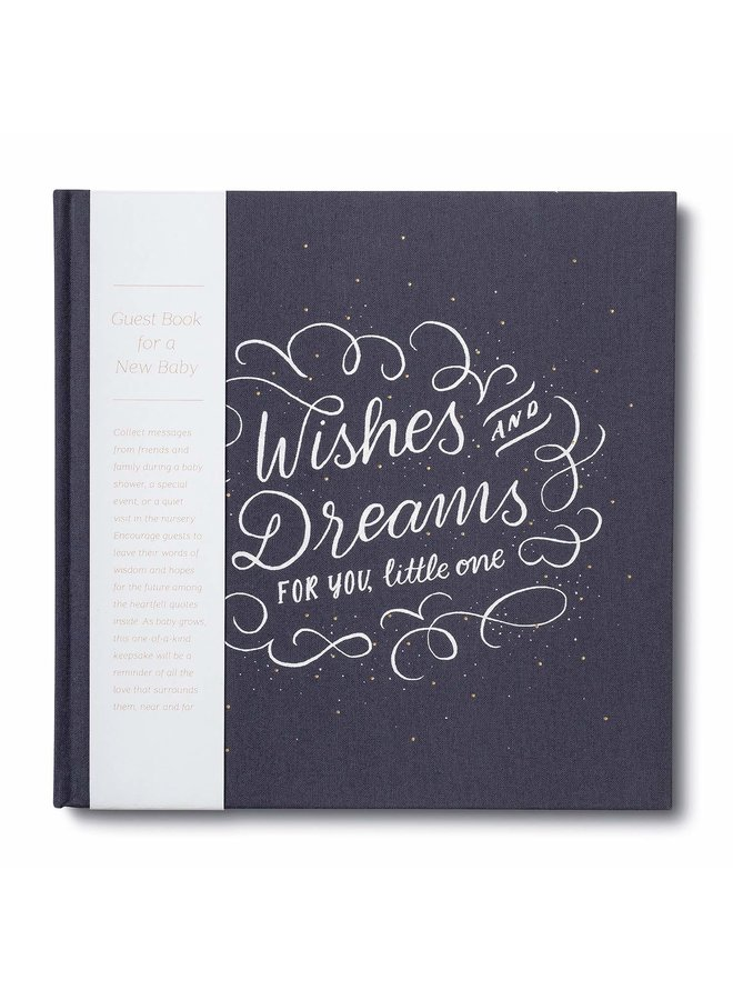 Wishes and Dreams for You Book