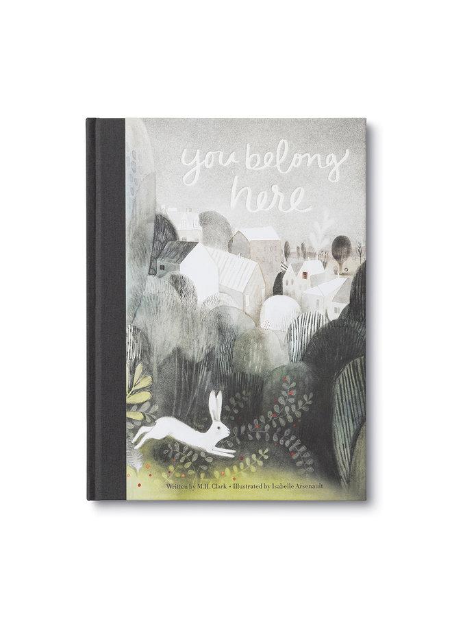 You Belong Here Book