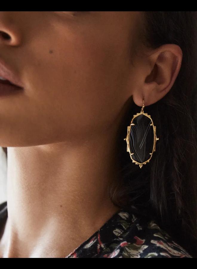 Baroque Ella Drop Earring
