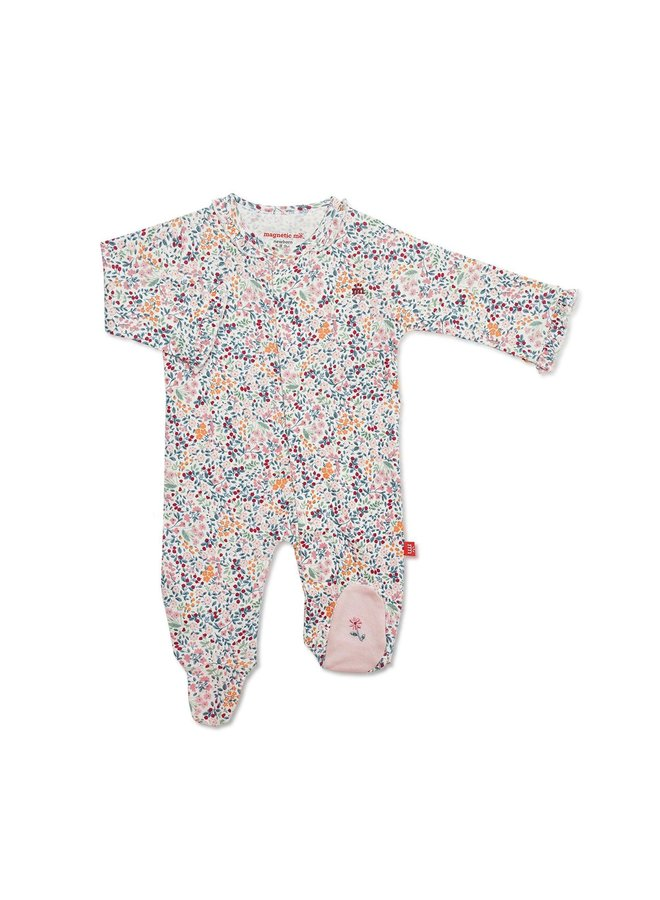 Sheffield Organic Cotton Magnetic Footie