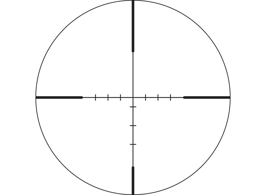 VORTEX Crossfire Ii 4–16x50 AO Riflescope BDC Reticle
