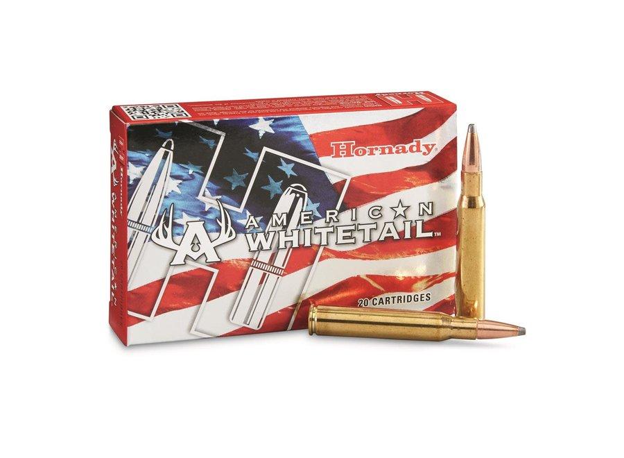 Hornady American Whitetail Ammo Interlock®