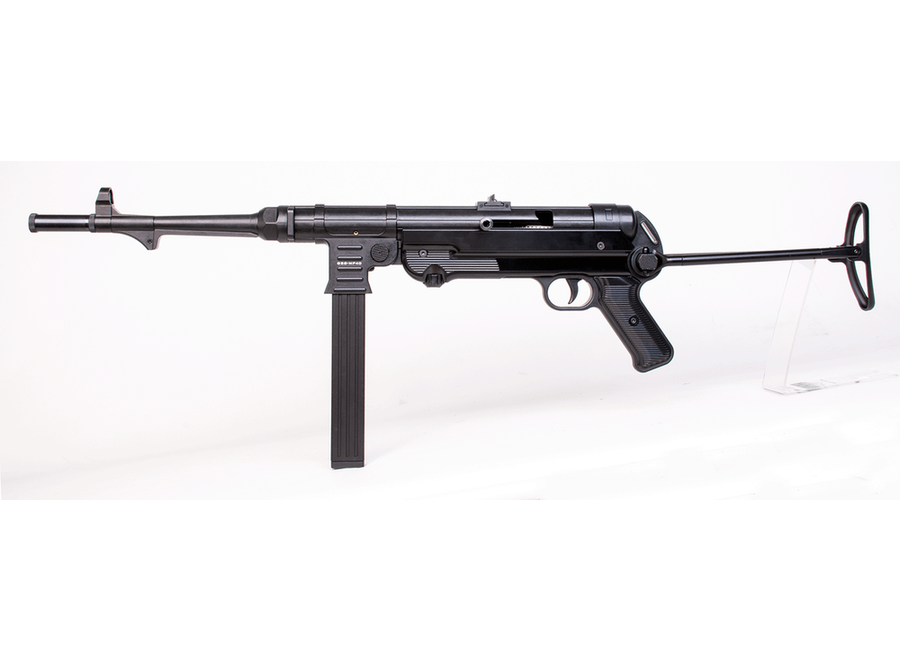 GSG MP-40 22LR HV BLK