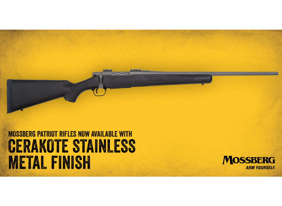 Mossberg Patriot Syn. Cerekote
