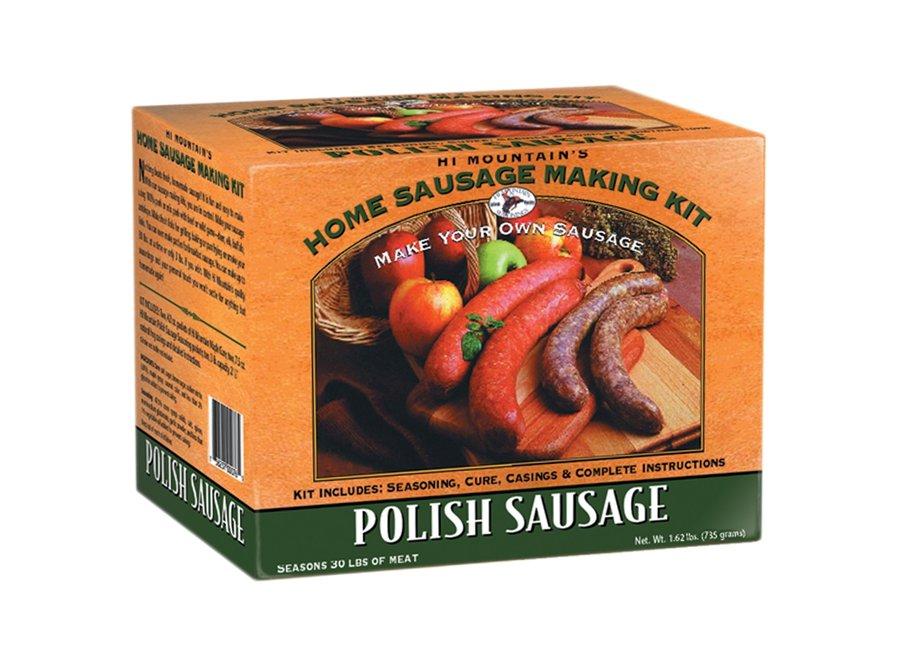 Hi Mountain Sausage Making Kit Polish