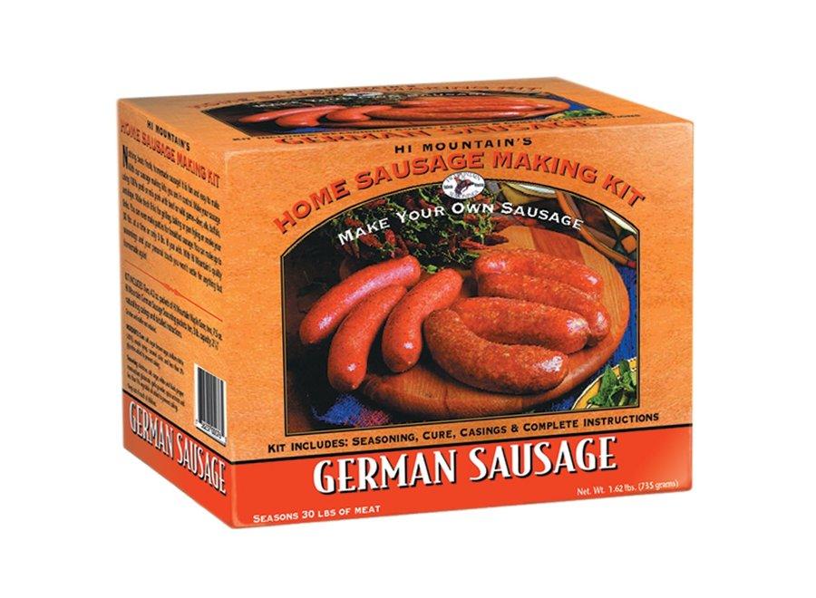 Hi Mountain Sausage Making Kit German
