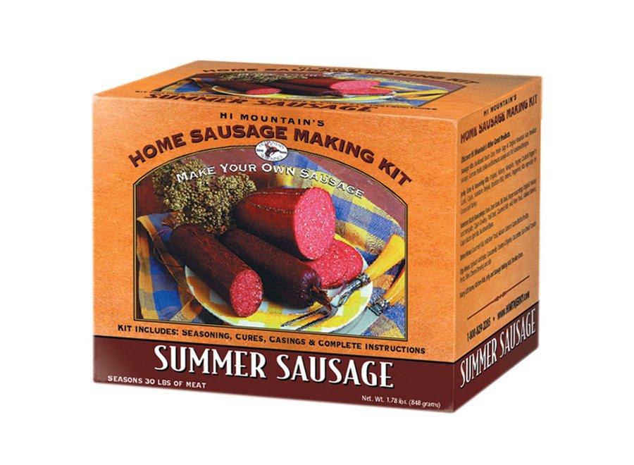 Hi Mountain Sausage Making Kit Summer