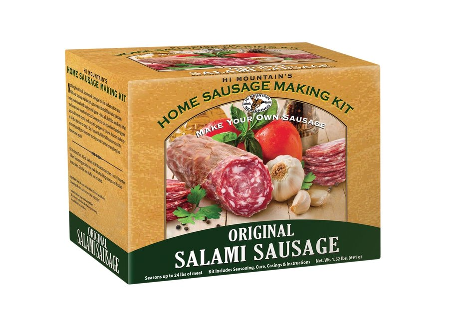 Hi Mountain Sausage Making Kit Original Salami