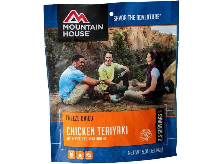 Mountain House Chicken Teriyaki w/Rice