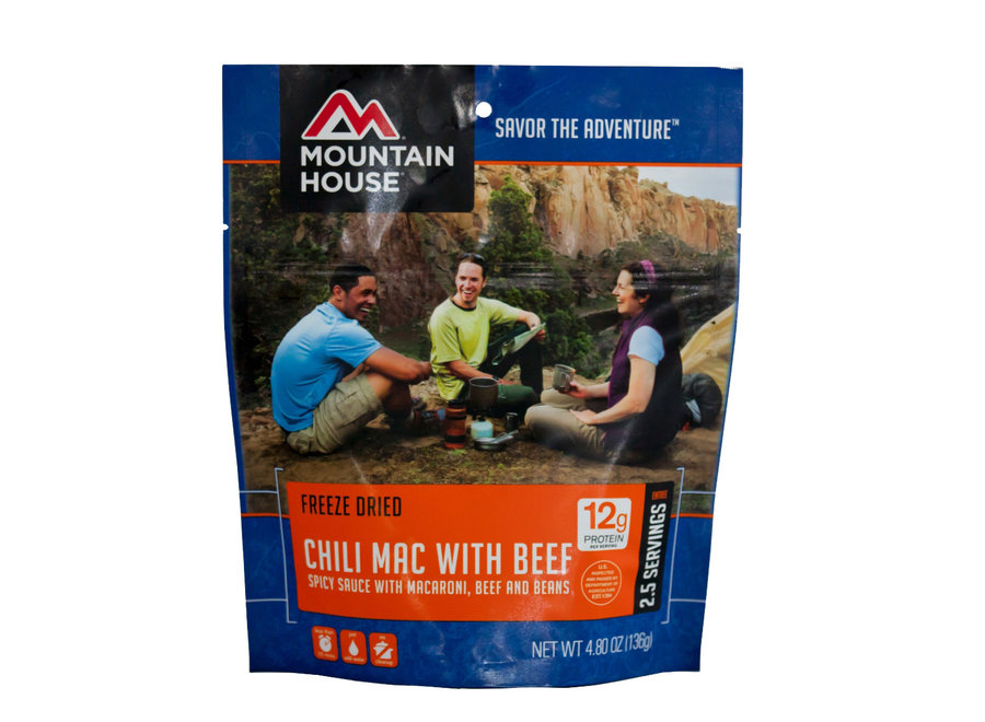 Mountain House Chili Macaroni w/ Beef