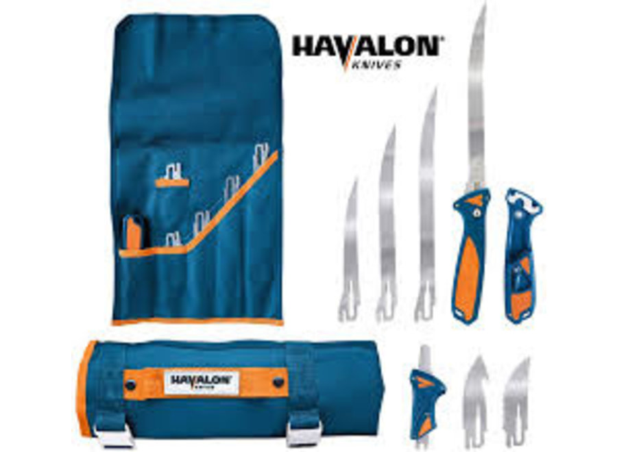 Havalon Talon Fish Kit