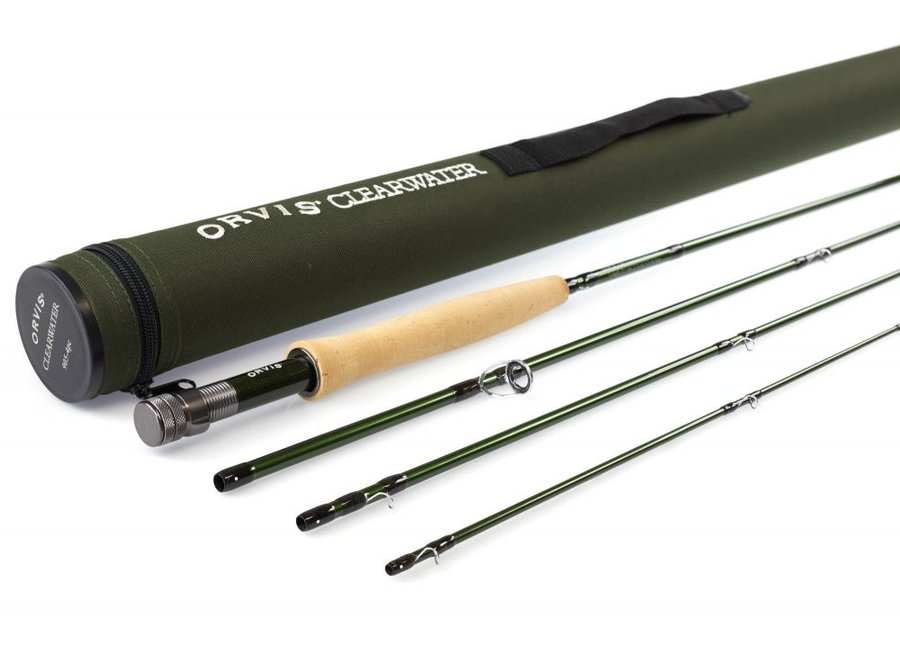 Orvis Clearwater 4 Pc  9' 5wt 2018