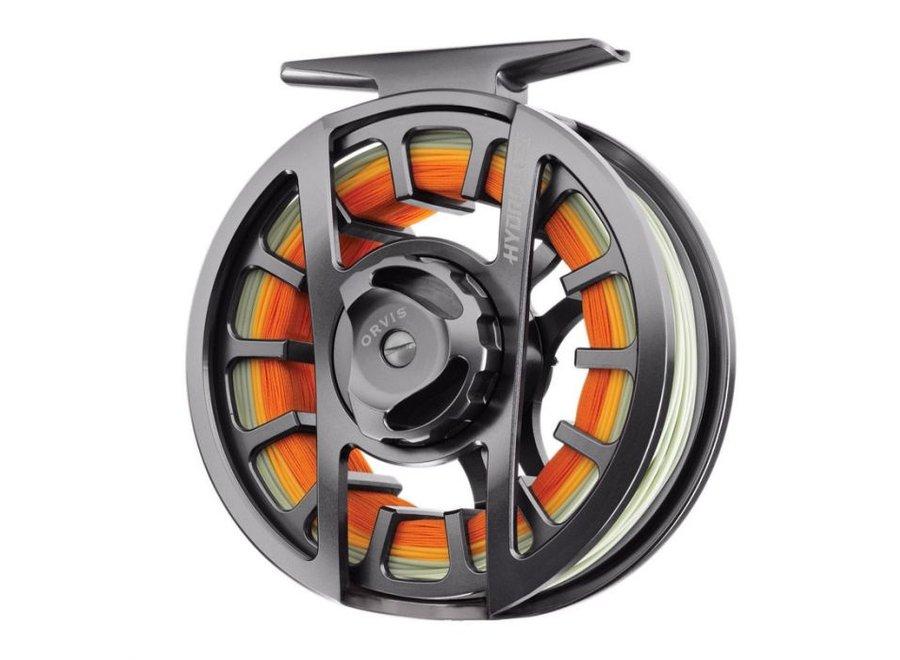 Orvis Hydros SL IV 7-9 WT Reel-Black Nickel