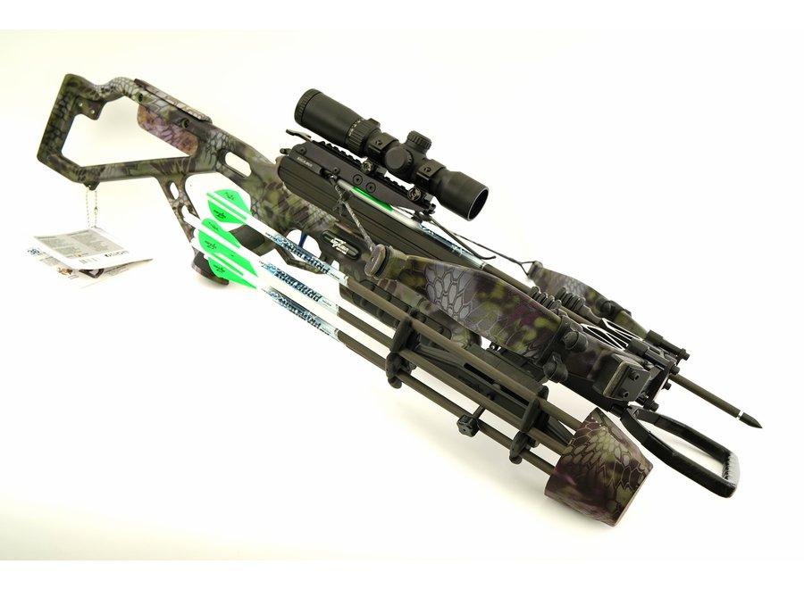 Excalibur Crossbow Micro 360TD QLT Pro Kryptek ALT w/charger